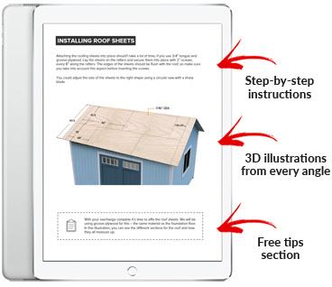 12x16 shed plan pdf