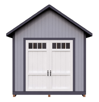 cheap 10x16 storage shed