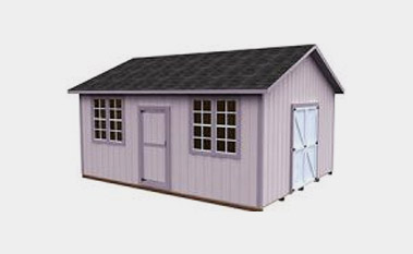 storage shed plan - Garden Sheds With A Difference
