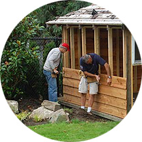 Garden Sheds Kits learn how to build a garden shed: 101 guide for newbies